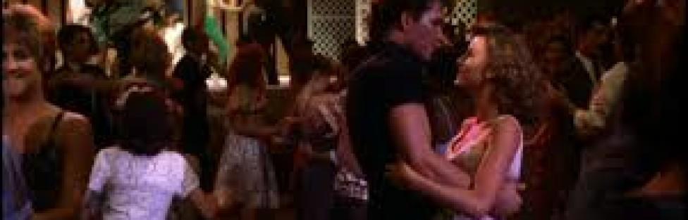 Dance floor grinding