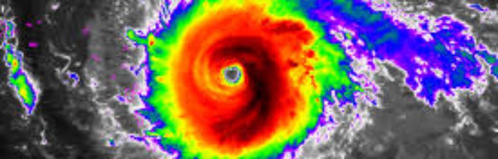 Pinging women with Hurricane Irma