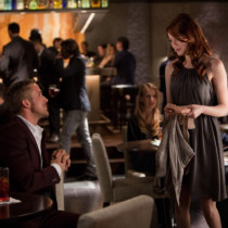 """(L-r) RYAN GOSLING as Jacob and EMMA STONE as Hannah in Warner Bros. Pictures' comedy """"CRAZY, STUPID, LOVE."""" a Warner Bros. Pictures release."""